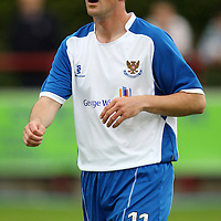 St Johnstone FC Season 2007-08<br /> Paul Sheerin<br /> <br /> Picture by Graeme Hart.<br /> Copyright Perthshire Picture Agency<br /> Tel: 01738 623350  Mobile: 07990 594431
