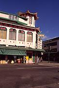 Wo Fat Restaurant, Chinatown, Honolulu, Hawaii<br />