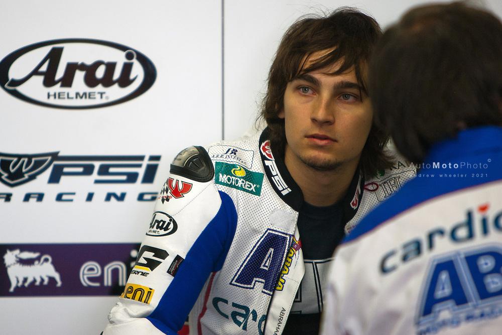 2011 MotoGP World Championship, Round 8, Mugello, Italy, 3 July 2011, Karel Abraham