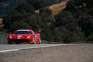#62 Risi Competizione Ferrari F458 Italia: Pierre Kaffer, Giancarlo Fisichella