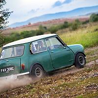 Car 126 David Barker/David Killeen