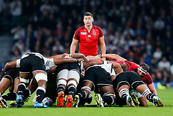 England Scrum-Half Ben Youngs - Mandatory byline: Rogan Thomson/JMP - 07966 386802 - 18/09/2015 - RUGBY UNION - Twickenham Stadium - London, England - England v Fiji - Rugby World Cup 2015 Pool A.