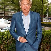 NLD/Amsterdam/20150521 - Persconferentie Michael van Praag ivm aftreden UEFA kandidatuur, Tom Egbers
