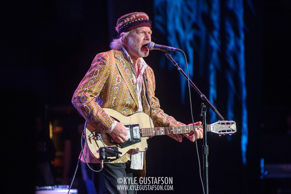 COLUMBIA, MD - May 14, 2015 - Buddy Miller performs during the Dear Jerry: Celebrating the Music of Jerry Garcia concert at Merriweather Post Pavilion in Columbia, MD. (Photo by Kyle Gustafson / For The Washington Post)