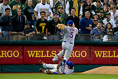 20140819 - New York Mets at Oakland Athletics