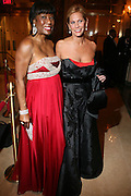 Guests at The Fifth Annual Grace in Winter Gala honoring Susan Taylor, Kephra Burns, Noel Hankin and Moet Hennessey USA and benfiting The Evidence Dance Company held at The Plaza Hotel on February 3, 2009 in New York City.