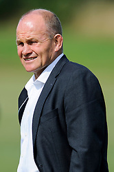 Bristol Director of Rugby Andy Robinson looks on before the match - Photo mandatory by-line: Rogan Thomson/JMP - Tel: Mobile: 07966 386802 01/09/2013 - SPORT - RUGBY UNION - Station Road, Cribbs Causeway, Bristol - Clifton RFC v Bristol Rugby - Pre Season Friendly.
