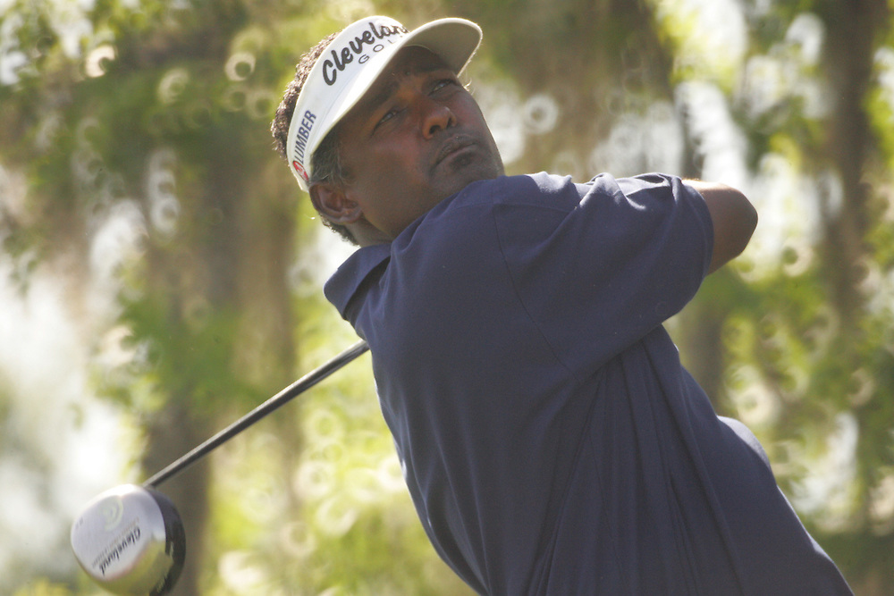 Vijay Singh.2005 Shell Houston Open.Third Round.Redstone GC.Humble, TX .Saturday, April 23 2005..photograph by Darren Carroll..04-23-05...