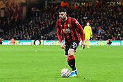 Diego Rico (21) of AFC Bournemouth during the The FA Cup match between Bournemouth and Luton Town at the Vitality Stadium, Bournemouth, England on 4 January 2020.