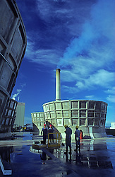 Nuclear Power Plant Maintenance