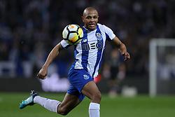 March 2, 2018 - Porto, Porto, Portugal - Porto's Algerian forward Yacine Brahimi in action during the Premier League 2017/18, match between FC Porto and Sporting CP, at Dragao Stadium in Porto on March 2, 2018. (Credit Image: © Dpi/NurPhoto via ZUMA Press)