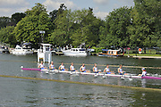 Henley, Great Britain.  The Ladies' Challenge Cup. Berks. Berliner RC and ORC Rostock, GER.Henley Royal Regatta. River Thames Henley Reach.  Royal Regatta. River Thames Henley Reach.  Saturday  02/07/2011  [Mandatory Credit  Peter Spurrier/ Intersport Images] . HRR