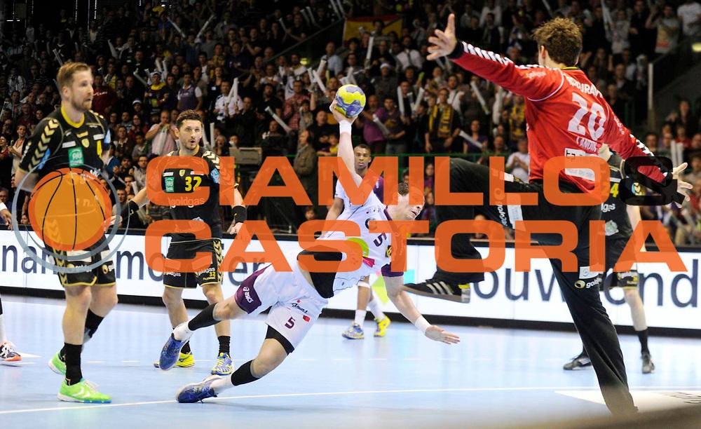 DESCRIZIONE : HandbaLL Cup Finale EHF Homme<br /> GIOCATORE : Mahmoud GHARBI<br /> SQUADRA : Nantes <br /> EVENTO : Coupe EHF Finale<br /> GARA : NANTES Rhein Neckar<br /> DATA : 19 05 2013<br /> CATEGORIA : Handball Homme<br /> SPORT : Handball<br /> AUTORE : JF Molliere <br /> Galleria : France Hand 2012-2013 Action<br /> Fotonotizia : HandbaLL Cup Finale EHF Homme<br /> Predefinita :
