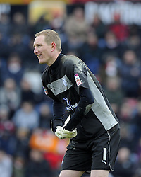 Sheffield Wednesday's Chris Kirkland - Photo mandatory by-line: Joe Meredith/JMP - Tel: Mobile: 07966 386802 01/04/2013 - SPORT - FOOTBALL - Ashton Gate - Bristol -  Bristol City V Sheffield Wednesday - Npower Championship