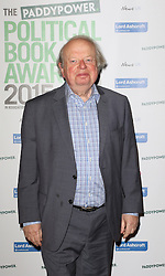 © Licensed to London News Pictures. 28/01/2015, UK. John Sergeant, The Paddy Power Political Book Awards, BFI Imax, London UK, 28 January 2015. Photo credit : Richard Goldschmidt/Piqtured/LNP