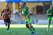 Forest Green Rovers Joseph Mills(23) controls the ball during the EFL Sky Bet League 2 match between Bradford City and Forest Green Rovers at the Utilita Energy Stadium, Bradford, England on 24 August 2019.