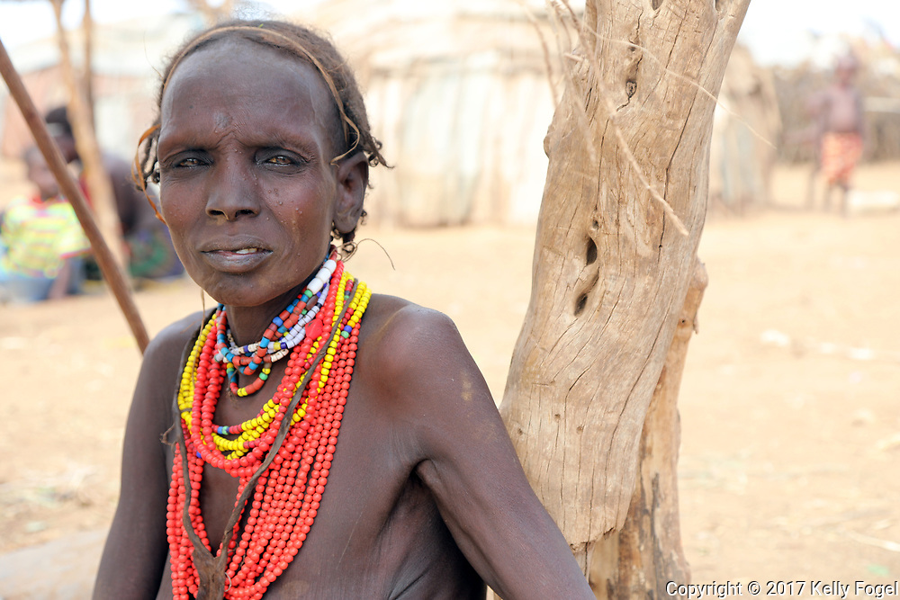 Omo Valley, Ethiopia 2017 Dasenech Tribe.  Omorate.