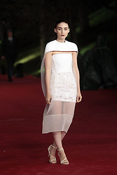 60697645  Rooney Mara attends the 'Her' Premiere during The 8th Rome Film Festival on November 10, 2013 in Rome, Italy. Picture by  imago / i-Images<br /> UK ONLY