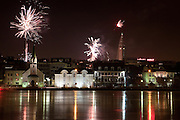 New Years Eve in Reykjavík