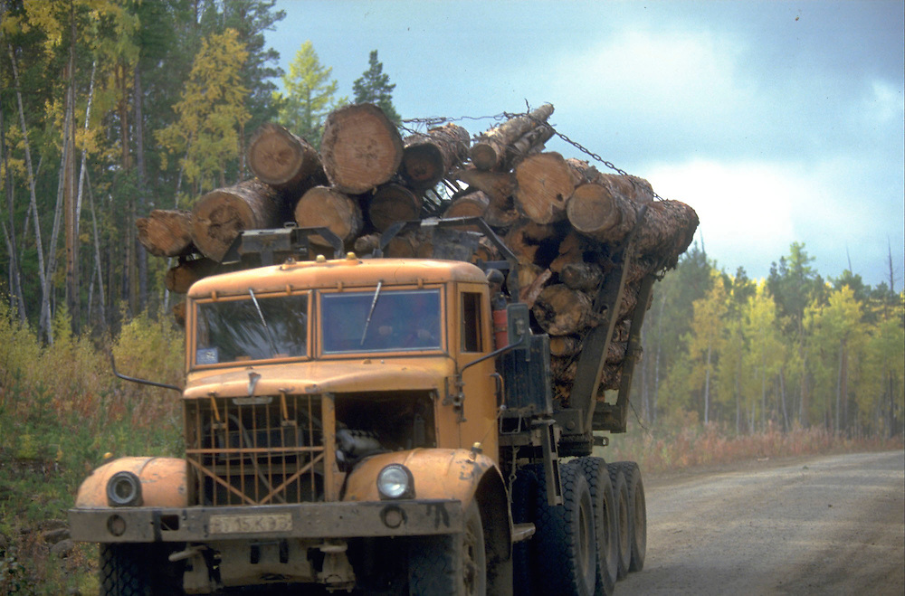 Logging in Siberia.  Accession #: 0.94.185.003.24