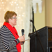 02.03.2017        <br /> Attending the Limerick City and County Councils Annual Tidy Towns Seminar 2017 at the Woodlands House Hotel Adare Co. Limerick was Mary O'Hanlon, Secretary Listowel Tidy Towns. Picture: Alan Place