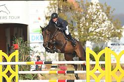 Rivetti, Cassio, Triomphe de Riverland<br /> Hagen - Horses and Dreams 2015<br /> Youngster Tour<br /> © www.sportfots-lafrentz.de/Stefan Lafrentz