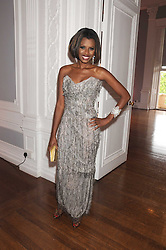JUNE SARPONG at the launch of Politics and The City - a new web site for women fusing politics with gossip, entertainment, news and fashion, held at the ICA, 12 Carlton House Terrace, London on 8th July 2008.<br />
