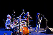 The opning song of the Nitty Gritty Dirt Band at the Landis Theater in Vineland, NJ.