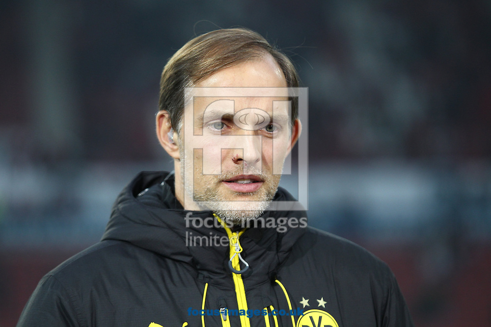Thomas Tuchel , head coach of Borussia Monchengladbach during the Bundesliga match at Coface Arena, Mainz<br /> Picture by EXPA Pictures/Focus Images Ltd 07814482222<br /> 29/01/2017<br /> *** UK &amp; IRELAND ONLY ***<br /> <br /> EXPA-EIB-170129-0150.jpg