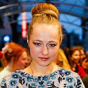 NLD/Amsterdam/20130408 - Filmpremiere Daglicht, Caroline Spoor