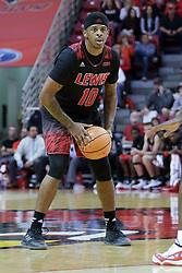 05 November 2017:  Cristen Wilson during a Lewis College Flyers and Illinois State Redbirds in Redbird Arena, Normal IL