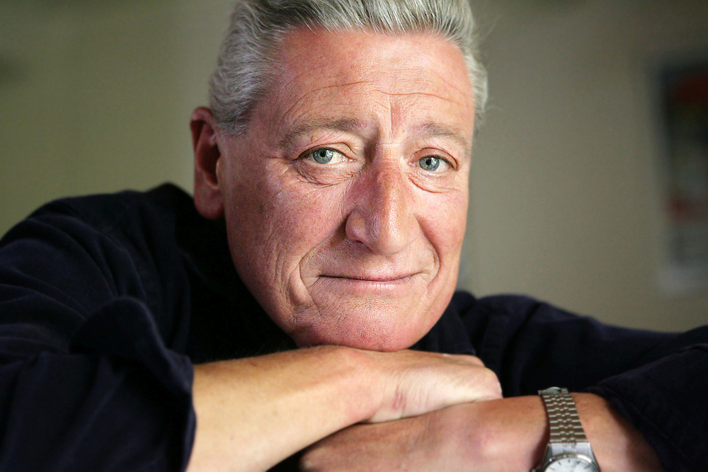 File photo of comedian and actor Jon Gadsby who died on Saturday of cancer aged 62 years-old at his home in Christchurch. Credit:SNPA / Martin Hunter