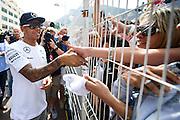 May 21, 2014: Monaco Grand Prix: Lewis Hamilton (GBR), Mercedes Petronas