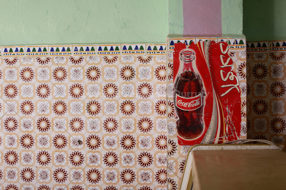 café à Foum Zgid, sud Maroc // // Foum Zgid, southern Morocco