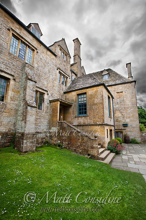 Snowshill Manor in the Cotswolds was owned by a rich eccentric who spent his life collecting beautiful objects and ingenious devices.  The house is now a museum.