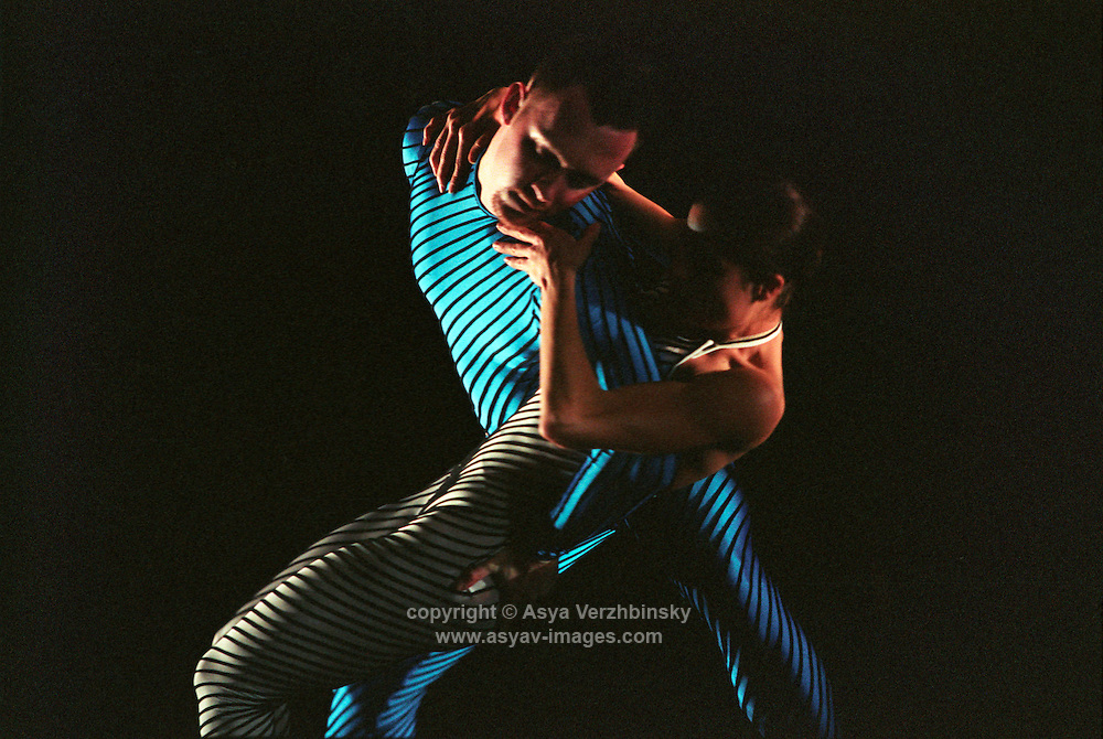 "Andrew Hurst and in Rambert Dance Company's ""Visions Fugitives""<br />