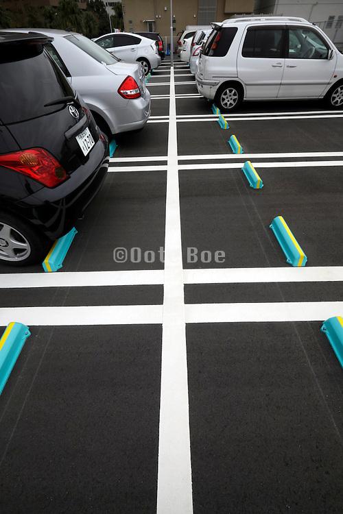 new parking lot Japan