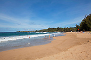 Fleming Beach Park, Kapalua, Maui, Hawaii