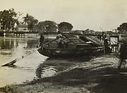Brug over de Kali Mas te Soerabaja. 1928 - 1932