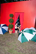 ASTRID MUNOZ, The Summer Party. Serpentine Gallery. 8 July 2010. -DO NOT ARCHIVE-© Copyright Photograph by Dafydd Jones. 248 Clapham Rd. London SW9 0PZ. Tel 0207 820 0771. www.dafjones.com.