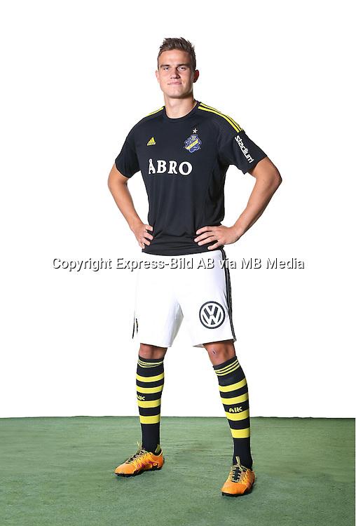 Eero Markkanen<br /> Helfigur<br /> @Leverans<br /> Allsvenskan 2016<br /> Fotboll