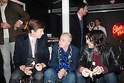 JOHN STODDART; LEEE BLACK CHILDERS; DILLON MAFIT, Drag Queens, Rent Boys, Pick Pockets, Junkies, Rockstars and Punks,, Leee Black Childers ,  book launch and exhibition opening. <br />  The Vinyl Factory Chelsea, Walton St. London. 5 December 2012.