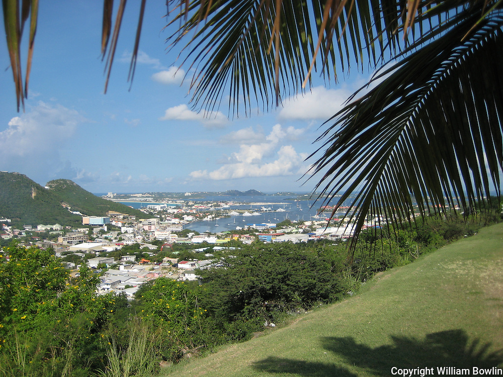 Scenic shot of St. Thomas, virgin islands