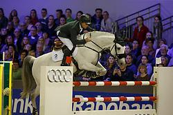 Bengtsson Rolf Goran, (SWE), Clarimo ASK <br /> Indoor Brabant - 's Hertogenbosch 2016<br /> © Hippo Foto - Dirk Caremans<br /> 12/03/16