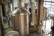 The Mash Tun machines.