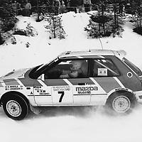 International Swedish Rally