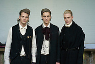 NY Fashion Week: Robert Geller GQ Winner