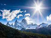 ARGENTINA: Mount Fitz Roy, El Chalten: Patagonia