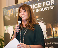 Repro  Free:  Caroline Cawley ITAG  at  ITAG Members Update evening in Hotel Meyrick where some of the nominees pitched their projects.   <br /> The ITAG Excellence Awards will take place on  November 17th Hotel Meyrick, Eyre Square, Galway.<br /> Winners in the following categories will be announced: <br />     New Talent of the Year Award<br />     Digital Woman Awards<br />     Emerging Technology Start Up Award<br />     Leadership Award<br />     Technology Innovation of the Year Award<br />     Digital Project Award<br />     ITAG Digital Enterprise Award &lt; 50 Employees<br />     ITAG Digital Enterprise Award &gt; 50 Employees.<br />  <br />  Photo:Andrew Downes, xposure.