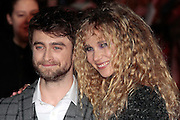 Oct 20, 2014 - 'Horns' UK Premiere<br /> Premiere of Daniel Radcliffe's new movie Horns which was held at Odeon West End, Leicester Square<br /> <br /> Pictured: Daniel Radcliffe and Juno Temple<br /> ©Exclusivepix